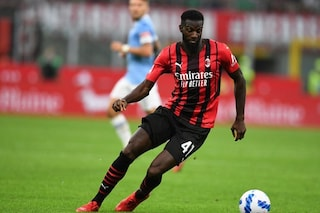 I 13 minuti più folli e sfortunati di Bakayoko: il Milan lo perde almeno per un mese