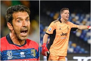 Il disastro di Szczesny scopre la verità sull'addio di Buffon alla Juve: non ne poteva più
