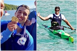 Andrea Di Liberto è campione del mondo nella canoa sprint: oro nel K1 200m