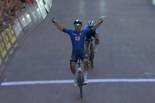 Sonny Colbrelli campione d'Europa nel ciclismo su strada: continua l'anno magico dell'Italia