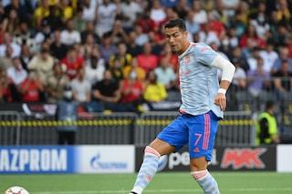 Cristiano Ronaldo è una sentenza anche in Champions: fa gol al primo tiro