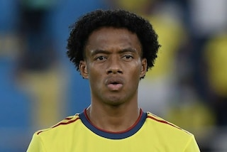 """Allarme Juventus: """"Cuadrado ha la gastroenterite, è ancora in Colombia per accertamenti"""""""