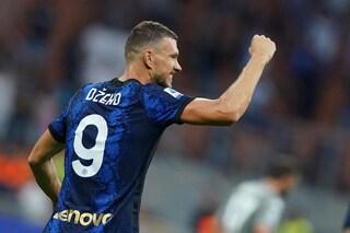 """Dzeko si prende l'Inter e ritrova la Champions sfidando il Real: """"Non farò rimpiangere Lukaku"""""""