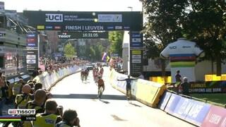 Elisa Balsamo meravigliosa: l'azzurra è campionessa del mondo di ciclismo!
