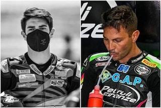 """Fabrizio si ritira dopo la morte di Viñales: """"Troppi bambini che imitano Marquez, è un'ecatombe"""""""