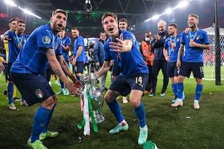 """Chiesa e la sera magica di Wembley: """"Piangevano tutti, è stato incredibile"""""""
