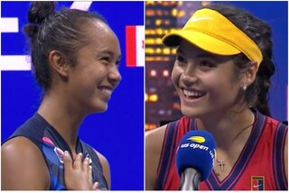 La storia incredibile di Leylah Fernadez ed Emma Raducanu finaliste agli Us Open