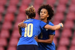 Italia più forte della Croazia e dei guasti: 5-0 nelle qualificazioni ai Mondiali femminili
