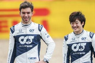 L'Alpha Tauri annuncia la coppia di piloti per il Mondiale di Formula 1 2022