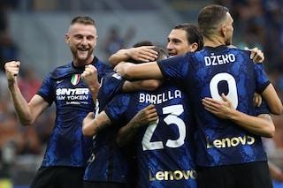 Classifica Inter in Champions League 2021/2022: le partite del Girone D