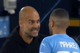 """Guardiola brutalizza Mahrez e Grealish in mondovisione: """"Glielo avevo detto, non lo hanno fatto"""""""