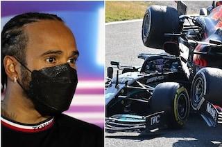 """Hamilton sarà visitato da uno specialista: """"Il dolore al collo peggiora"""""""
