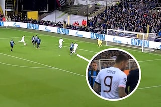 La triste fine di Icardi al PSG: a Bruges i compagni si rifiutano di passargli il pallone