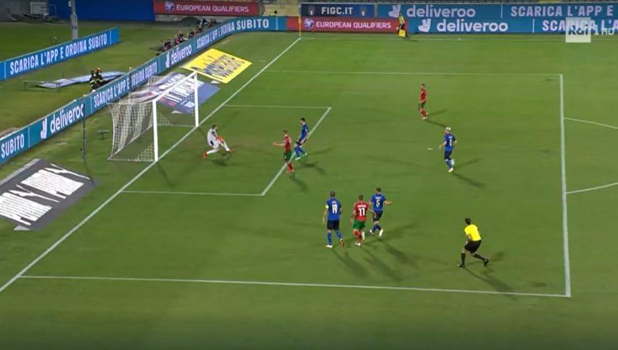 Diretta Italia - Bulgaria, il risultato LIVE delle qualificazioni ai  Mondiali 2022