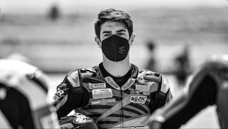 Dean Berta Vinales è morto a 15 anni: fatale il terribile incidente in gara a Jerez