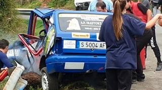 Altra tragedia in Spagna: pilota e copilota morti in un incidente durante una gara di rally