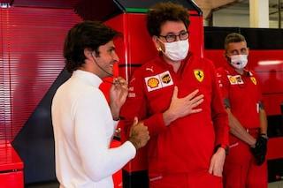 Sainz più solido di Leclerc, sorpasso in classifica: Sochi dà ragione a Binotto nel duello Ferrari