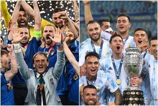 """È ufficiale, si giocherà Italia-Argentina: la """"Supercoppa Maradona"""" diventa realtà"""
