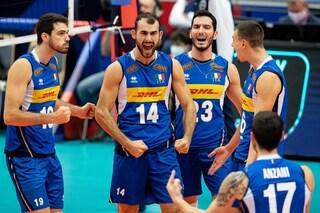 Italia in semifinale agli Europei di volley: Germania dominata 3-0, ora la Serbia