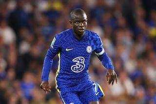 Kanté salta Juventus-Chelsea, è positivo al Covid: pesante assenza a centrocampo per Tuchel