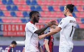 Non solo Ibrahimovic, contro la Lazio il Milan di Pioli ritrova anche Kessie