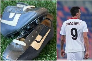 """""""Caro piccolo Mario"""", la lettera con cui Mandzukic ha annunciato l'addio al calcio"""