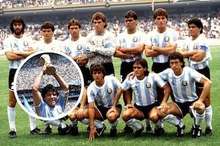L'Argentina del 1986 si riunirà da Bilardo: non sa che Maradona è morto, glielo diranno insieme