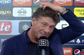 """Mazzarri ha visto un'altra partita: """"Cagliari splendido, contro di noi il Napoli ha tirato poco"""""""