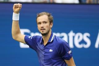 Medvedev in finale agli US Open, battuto Auger-Aliassime e ora sfiderà Djokovic