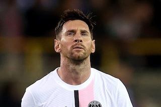 Ancora guai per Messi: infortunio al ginocchio, dopo le tensioni con Pochettino
