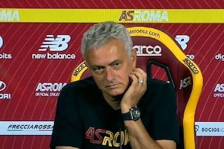 """Mourinho non usa giri di parole alla vigilia del derby: """"Quel ragazzo ha fatto una cag**a"""""""