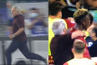 """""""Sono stato un bugiardo e un bambino"""", la confessione di Mourinho dopo la folle corsa"""
