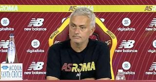 """Mourinho avvisa la Roma: """"Ci vuole tempo per recuperare il distacco di 20 punti degli ultimi anni"""""""