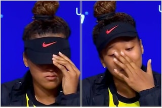 """Il male oscuro di Naomi Osaka, in lacrime dopo la sconfitta: """"Non so quando tornerò a giocare"""""""