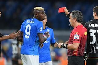 Osimhen, ricorso accolto e squalifica ridotta: giocherà Napoli-Juventus