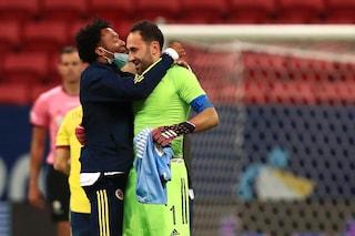L'alleanza di Napoli e Juventus per il rientro di Ospina e Cuadrado su un volo charter