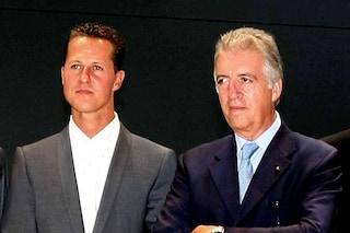"""""""Michael Schumacher non è morto, lui c'è"""": lo sfogo di Piero Ferrari"""