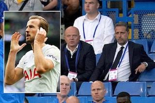 """""""Troppe proteste e poca libertà"""": la presenza di Paratici fa scontenti i giocatori del Tottenham"""