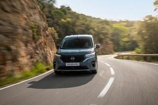 Ecco Townstar di Nissan, il nuovo veicolo commerciale compatto anche a emissioni zero