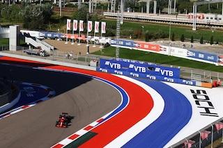 Qualifiche F1 in TV, orari TV8 e Sky del GP Russia a Sochi