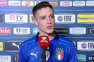 """L'Italia si gode Raspadori, gol e testa sulle spalle: """"Sto preparando l'esame di anatomia"""""""