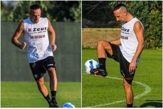 """La """"voglia matta"""" di Ribery con la Salernitana: """"Non vedo l'ora"""""""