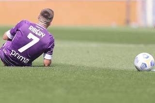 Ribery, sì alla Salernitana: lunedì è atteso per le visite mediche