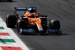 Ricciardo vince a Monza, la McLaren fa doppietta e trionfa in F1 dopo 9 anni. Leclerc 4°