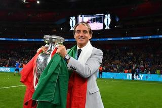 """Mancini e la lezione degli Europei: """"Gli inglesi si erano già tatuati la Coppa..."""""""