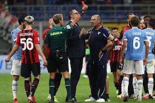 Respinto il ricorso di Sarri: resta la squalifica di due turni, rientra per il derby con la Roma