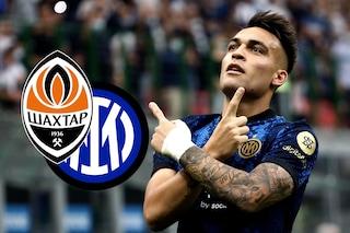 Shakhtar Donetsk-Inter dove vederla in TV su Sky, Mediaset o Amazon: le formazioni della partita