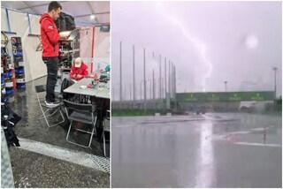 Qualifiche del GP di Sochi a rischio per la pioggia: cosa succede per la griglia di partenza