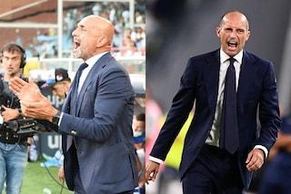 Napoli-Juventus 2-1 Risultato finale Serie A 2021/2022, i gol di Politano e Koulibaly regalano il successo a Spalletti