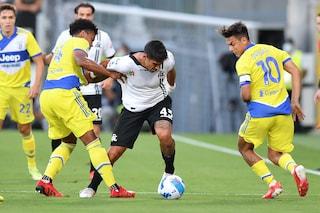 Spezia-Juventus 2-3 Risultato finale Serie A 2021/2022, un gol di de Ligt regala ad Allegri la prima vittoria in campionato